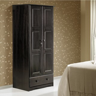 Palace Imports Flexible Solid Wood Customizable Wardrobe