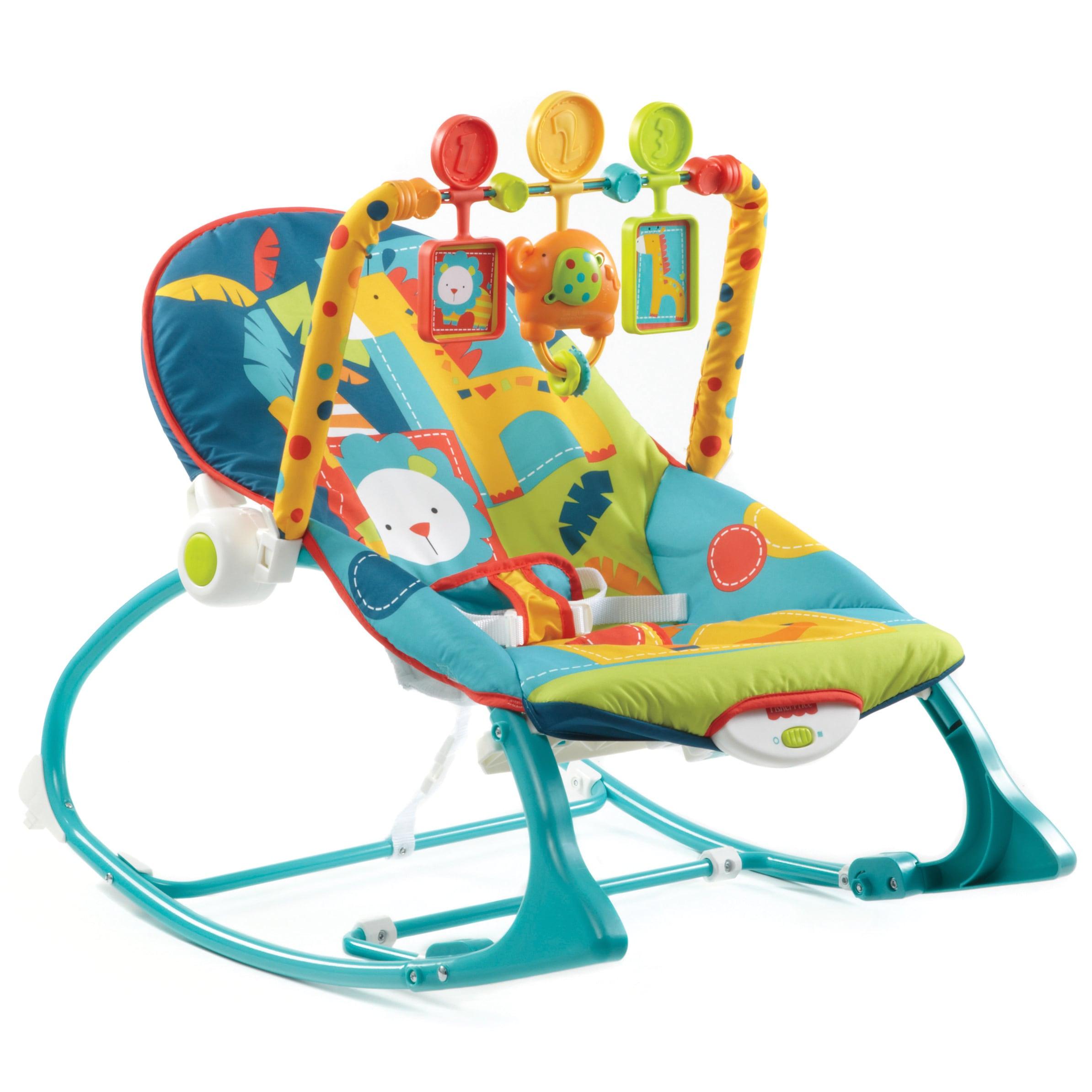 Fisher Price Dark Safari Infant-to-Toddler Rocker (Fisher...