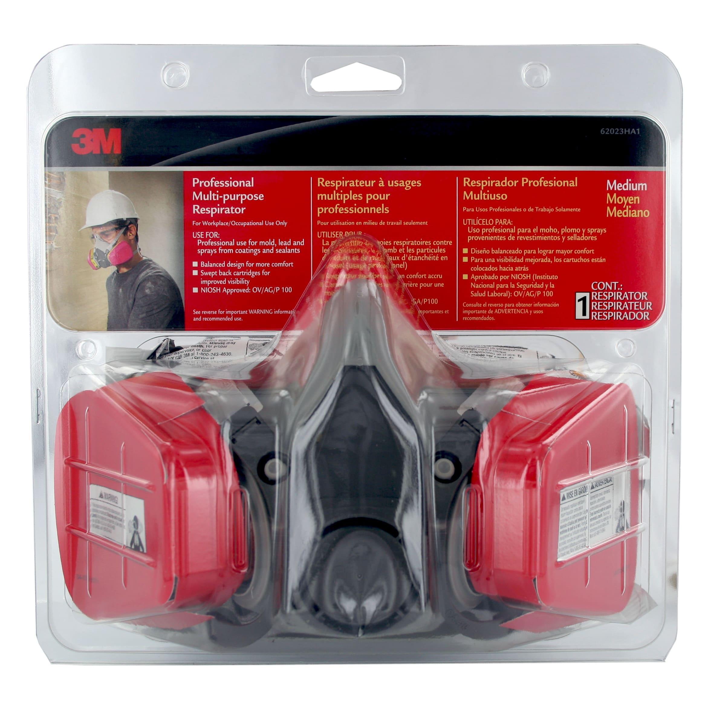 3M Tekk Protection Multi-purpose Respirator (MMM62023HA1C)