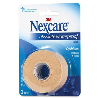 3M NexCare Waterproof Tape with Dispenser