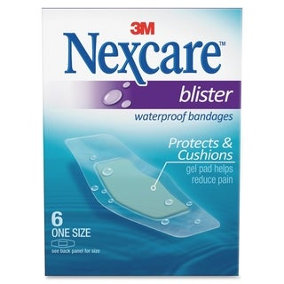 3M Nexcare Blister Waterproof Bandages