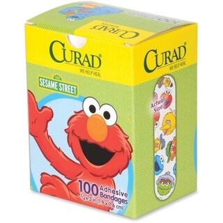 Medline Curad Sesame Street Bandages