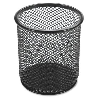 Link to Lorell Black Mesh/ Wire Pencil Cup Holder Similar Items in Coordinating Accessories