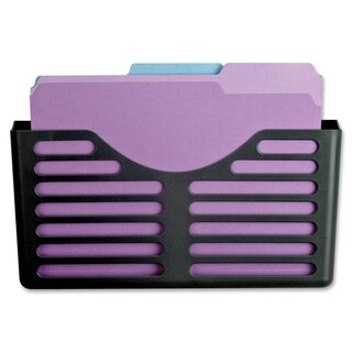 Lorell Plastic Wall/ Cubicle Pocket File