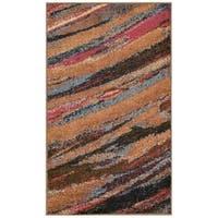 Nourison Perception Multicolor Abstract Rug - 7'9 x 10'10