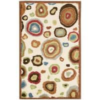Nourison Perception Ivory Abstract Rug - 2'3 x 7'6