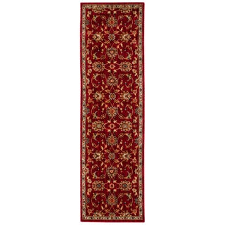 kathy ireland Ancient Times Ancient Treasures Red Area Rug by Nourison (2'2 x 7'6)