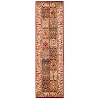 kathy ireland Ancient Times Asian Dynasty Multicolor Area Rug by Nourison (2'2 x 7'6)
