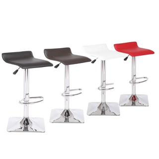 Dylan Adjustable Swivel Bar Stool (Set of 2)