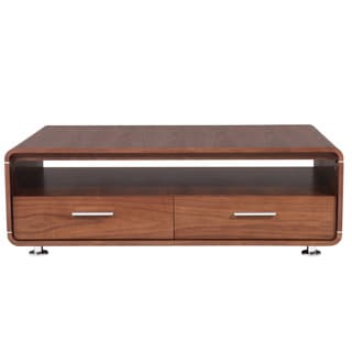 Miller Two-Drawer Coffee Table