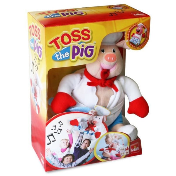 Goliath Games Toss The Pig