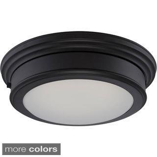 Nuvo Chance 1 Light LED Flush Mount