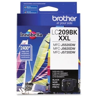Brother Innobella LC209BK Ink Cartridge - Black