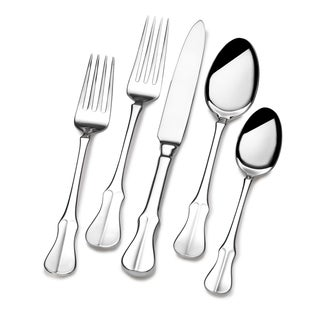 Wallace Elite Curator 18/10 Stainless Steel 65-piece Flatware Set
