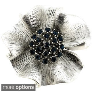 Vintage Style Flower Brooch and Pendant (2 options available)
