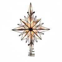 Kurt Adler 10-light Multi-pointed Bethlehem Star Treetop