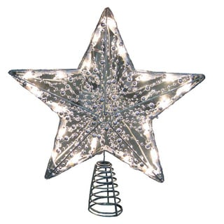 Kurt Adler 20-Mini-light 16-inch Star Treetop
