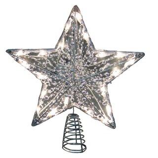 Kurt Adler 20-Mini-light 16-inch Star Treetop