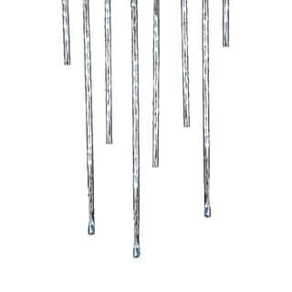 Kurt Adler Indoor/Outdoor 144-light Winter White Meteor Shower LED Light Sticks|https://ak1.ostkcdn.com/images/products/9539692/P16717799.jpg?impolicy=medium