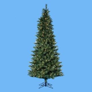 Kurt Adler 7.5-foot Pre-lit Designers Series Classic Green Tree