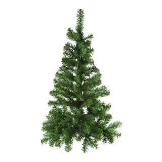 Kurt Adler 36-inch Norway Pine Half Tree