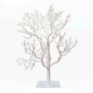 Kurt Adler 32-inch White Twig Tree