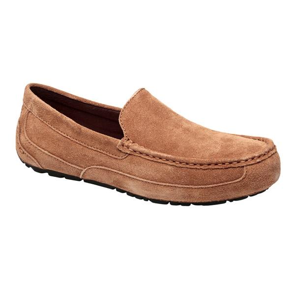 Ugg australia men s adler suede slipper moccasins 16717968