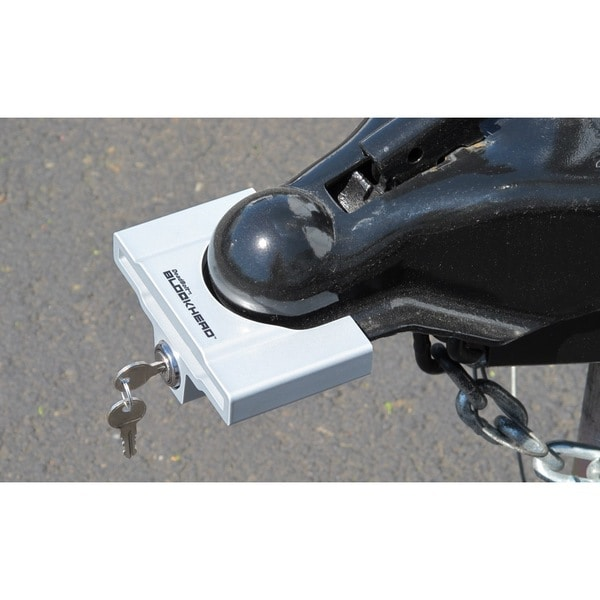 HitchMate Trailer Coupler Lock For 2-inch and 2.3125-inch Couplers - Free Shipping On Orders ...