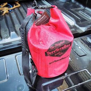 Tuff Tote Red PVC Dry Bag