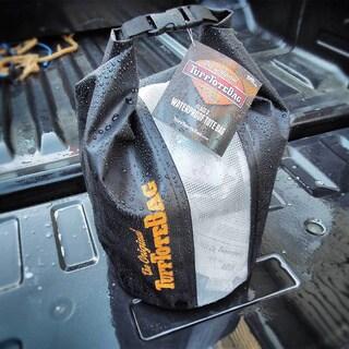 Tuff Tote Black PVC Dry Bag