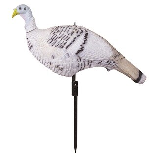 MAD Smoky Baby Gray Phase Hen Decoy