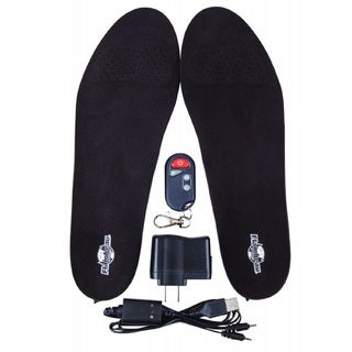 Heated Gear Hot Feet Insoles with Remote Kit