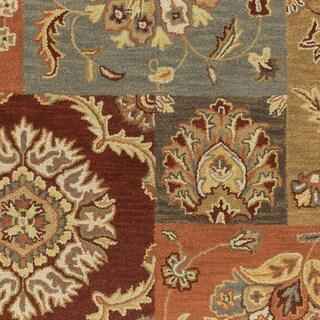 Hand-Tufted Dara Wool Rug (6' x 9')