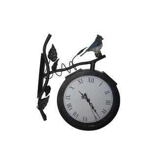 Solar Clock Light