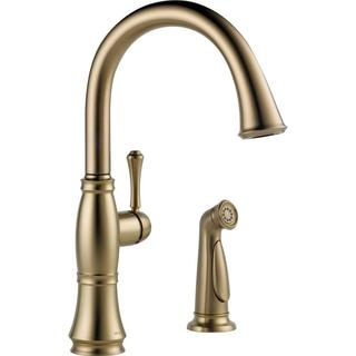 Kitchen Faucet And Wall Mounted Pot Filler Set