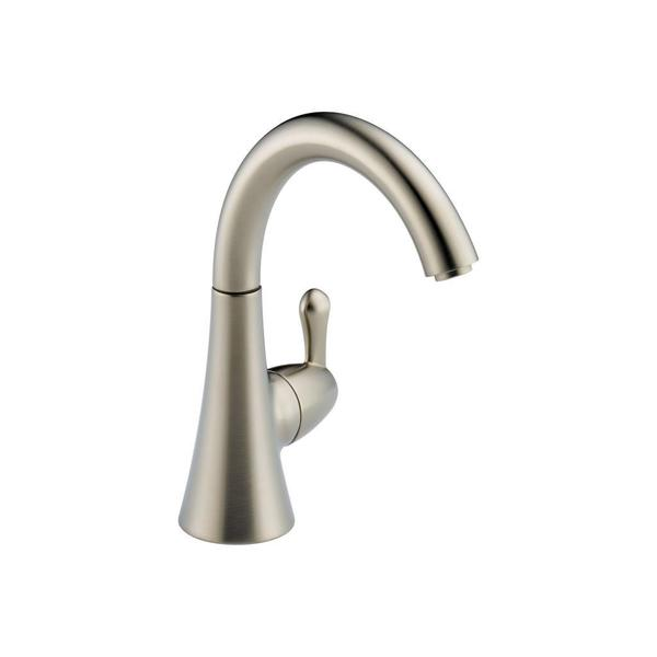 Delta Transitional Beverage Faucet 1977-SS-DST Stainless