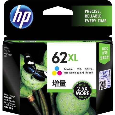 HP 62XL Original Ink Cartridge - Single Pack