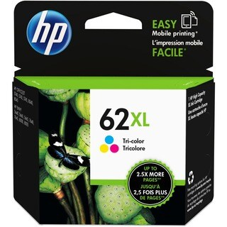 HP 62XL Original Ink Cartridge - Single Pack