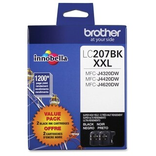 Brother Innobella LC2072PKS Ink Cartridge - Black