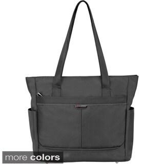 Ricardo Beverly Hills Mar Vista Solid 18-inch Shopper Tote Bag