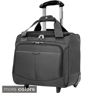 Ricardo Beverly Hills Mar Vista Solid 16-inch Wheeled Rolling Tote