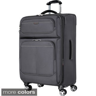Ricardo Beverly Hills Mar Vista Solid 24-inch Expandable Spinner Upright Suitcase