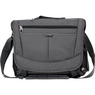 Ricardo Beverly Hills Mar Vista Graphite 14-inch Business Messenger Bag