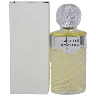 Rochas Eau de Rochas Women's 3.4-ounce Eau de Toilette Spray (Tester)