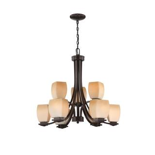 Lite Source Orazio 9-light Chandelier|https://ak1.ostkcdn.com/images/products/9540842/P16719515.jpg?impolicy=medium