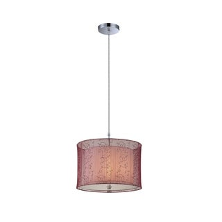 Lite Source Vicky 1-light Pendant