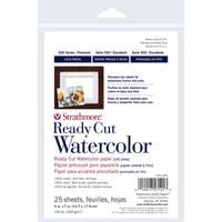 Strathmore Watercolor Paper 5X7-140lb 25 Sheets Cold Pressed