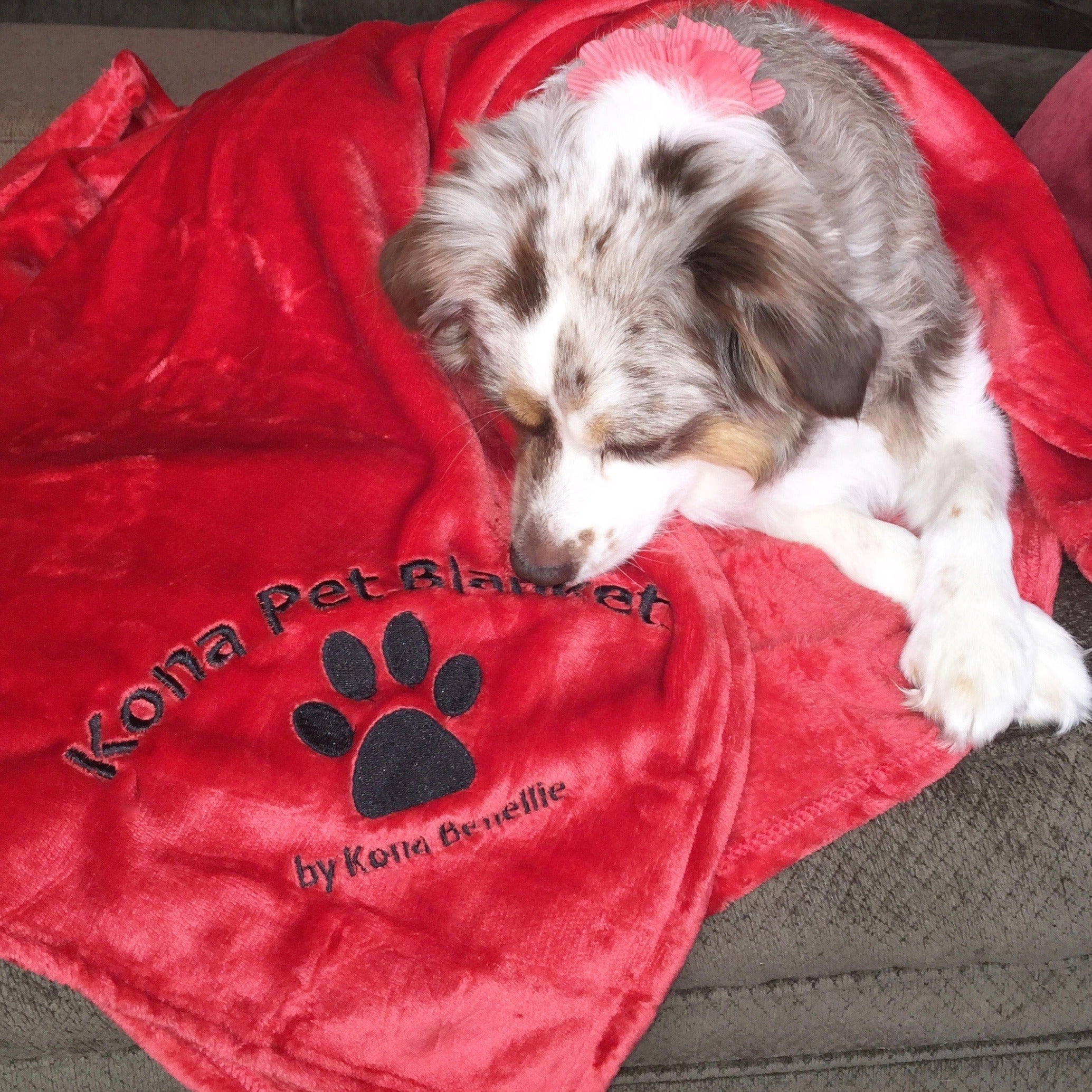 Kona Pet & Dog Blanket with Charity Donation of Pet Blank...