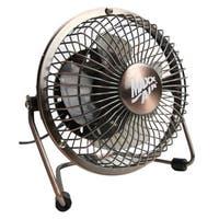MaxxAir Mini Desk Fan - Black