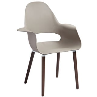 Edwin Mild Grey Accent Chairs (Set of 2)